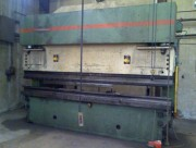 Presses plieuses hydrauliques PERROT - Code:3543A