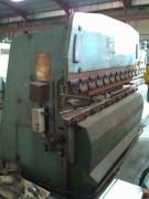 Presses plieuses hydrauliques PROMECAM 80 Tonnes - Type RG80