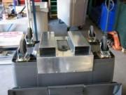 Prise fourche - Passage de fourche en acier