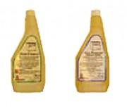 Produit d'entretien spécial fours combinés - Vendus par lot de 6 bouteilles
