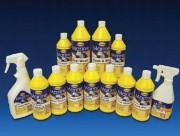 Produits d'entretien pour bateaux - Nettoyant pour métal ou bois - Cire lustrante de protection