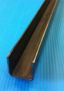 Profil à froid en U ou en cornière - Profilé en acier noir pour construction métallique
