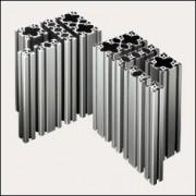 Profilé aluminium 5 20x20 1N - Profilé naturel