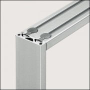 Profilé aluminium 5 40x10 - Propriété naturel