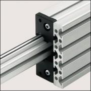 Profilé aluminium 5 80x14 - Profilé naturel