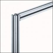 Profilé aluminium 6 30x30 - Naturel léger