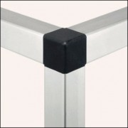 Profilé aluminium 6 30x30 2N90 - Léger naturel