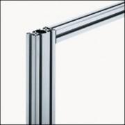 Profilé aluminium 6 60x30 léger naturel