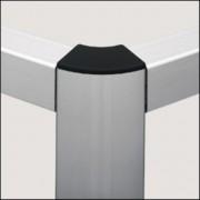 Profilé aluminium 6 R30/60-60° naturel - Profilé aluminium 6 R30