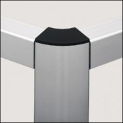 Profilé aluminium 6 R30/60-90° naturel - Profilé aluminium