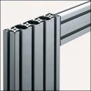 Profilé aluminium 8 160x40 léger naturel - Profilé aluminium 8 160x40