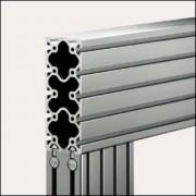 Profilé aluminium 8 200x80 naturel - Naturel 8 200x80