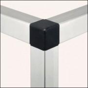 Profilé aluminium 8 40x40 2N90 E, naturel - Profilé aluminium 2N90