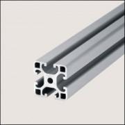 Profilé aluminium 8 40x40 - Léger naturel