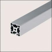Profilé aluminium 8 40x40 3N léger naturel - Profilé aluminium léger naturel