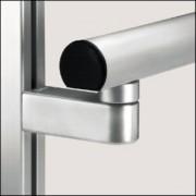 Profilé aluminium 8 R26-270° naturel - Profilé 8 R26-270°