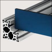 Profilé aluminium 8 W80x80x40 léger naturel - Profilé 8 W80x80x40