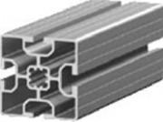 Profilé aluminium lisse - Dimensions (Lxh) mm : 30x30