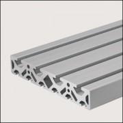 Profilé en aluminium naturel anodisé - 12/8 240x40, naturel