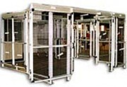Profilés aluminium standards ou d'encadrement - Intégration de panneaux de remplissage