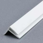 Profiles d'angle en PVC - Profiles d'angle en PVC pour dalle de faux plafond