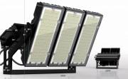 Projecteur LED 300 à 900W - Projecteur LED haute puissance pour stade
