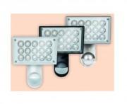 Projecteur LED extérieur - Orientable : horizontalement & verticalement