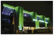 Projecteur LED pour stade - Projecteur compact  d'éclairage public extérieur