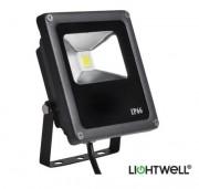 Projecteur LED Slim - Consommation en watt : 10W
