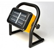 Projecteur mobile Atex rechargeable - Zones : 1, 2, 21, 22