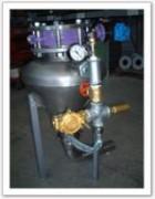 Propulseur pour le transport pneumatique - Pour industries alimentaires, pharmaceutiques ou pour la chimie fine.