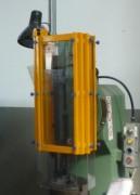 Protecteur pour mortaiseuse - Structure en acier