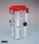Protecteur pour perceuse en polycarbonate transparent - Diamètre passage du mandrin 55 à 63 mm