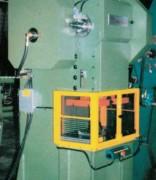 Protecteur pour presse sur-mesure - Structure métallique