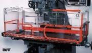 Protecteur pour table de fraiseuse - Longueur : 600 mm à 1500 mm