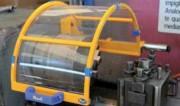 Protecteur pour tours - Ecran en polycarbonate