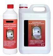 Protecteur préventif planchers chauffants - Ininflammable