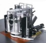 Protecteur toupie avec collecteur d'aspiration - Dimensions: 300x370 ou 350x500 mm