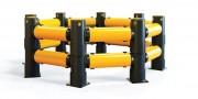 Protection de Mat d'éclairage - Disponible en plusieurs longueurs