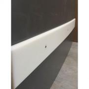 Protection de murs en polyéthylène - Épaisseur de 15 mm
