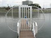 Protection de quai - Pour emplacement de bateaux