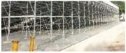 Protection de sol pour travaux publics - Polyéthylène haute densité (HDPE)
