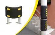 Protection de surface murale bouclier blindé - Dimensions (L x l) mm : De 200 x 800 à 600 x 600