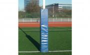 Protection en mousse pour poteaux de rugby - Jeu de 4 protections en mousse