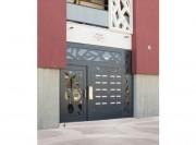 Protection immeuble - Porte sas immeuble