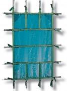 Protection piscine - Protège la piscine contre les débris - Différentes formes disponibles