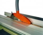 Protection pour scie circulaire - Dimensions : 460 x 170 x 30 mm