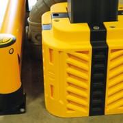 Protections de pilier - Hauteur d'impact : 0 à 520 mm