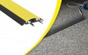 Protège câble 3 gorges - Longueur : 2,5 m -