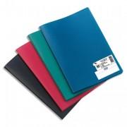 Protege document en polypropylene memphis assortis classique 100 vues 15102920 - Elba